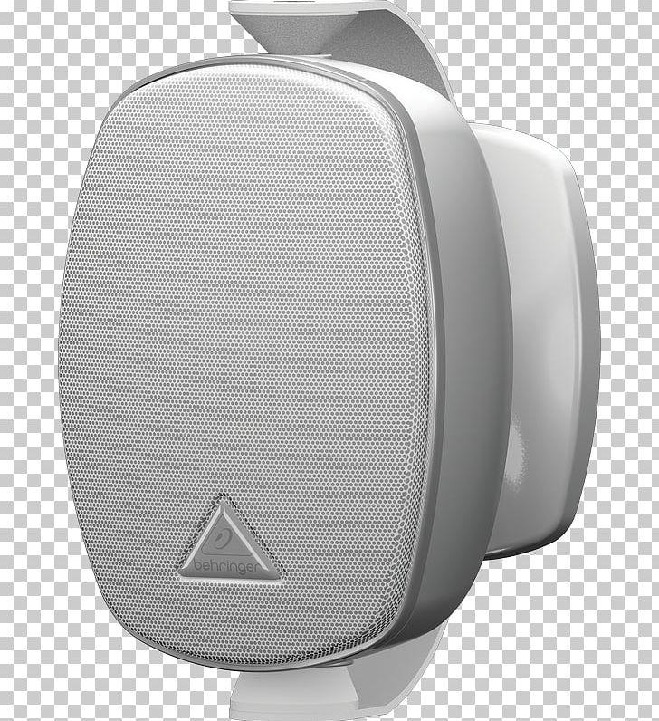 Audio Eurocom 100 V 16 Ohm Line Wall Speaker With Bracket.