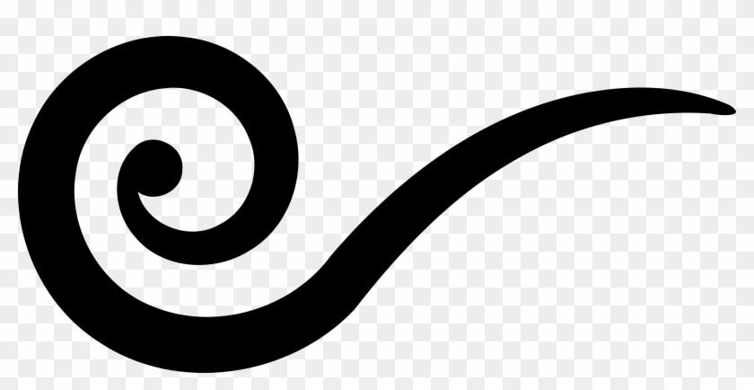 Free Black And White Swirls Png & Free Black And White Swirls.png.