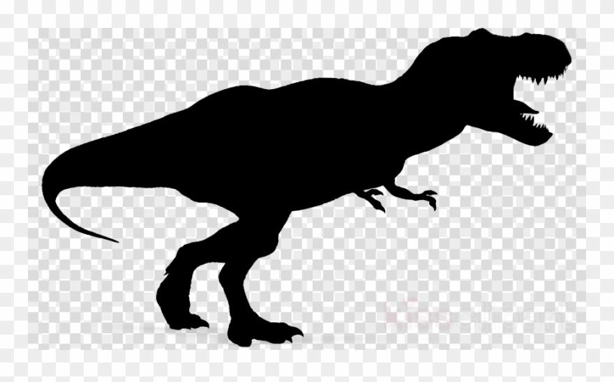 Dinosaur Silhouette T Rex Clipart Tyrannosaurus Triceratops.