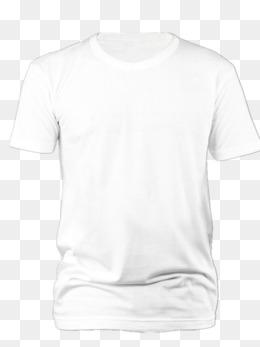 White T Shirt PNG Images.