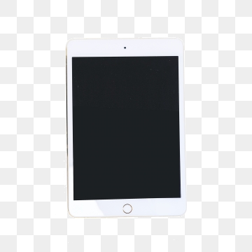White Tablet PNG Images.