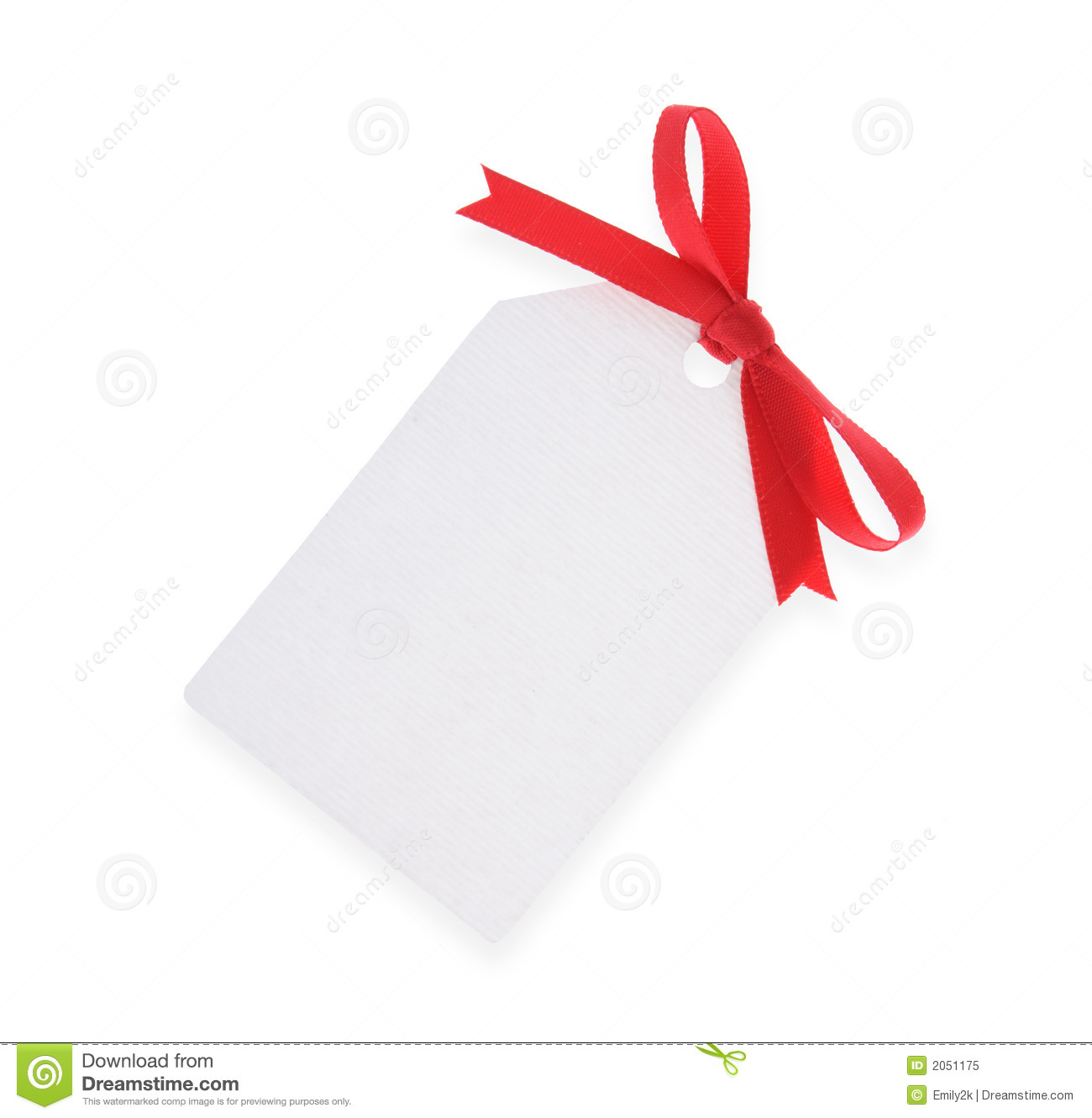 Gift Tag Clipart Free.