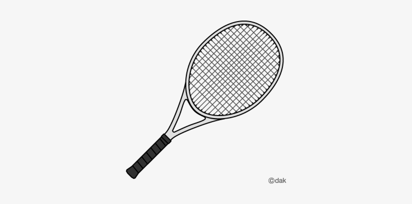 Tennis Clipart Image Tennis Racket And Tennis Ball.