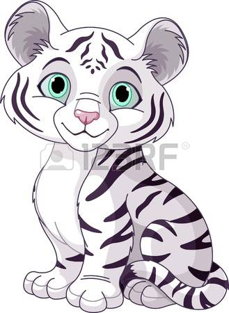 8,351 White Tiger Stock Illustrations, Cliparts And Royalty Free.