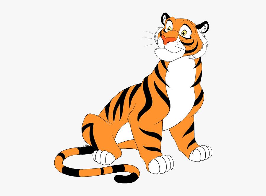 Rajah Tiger , Free Transparent Clipart.