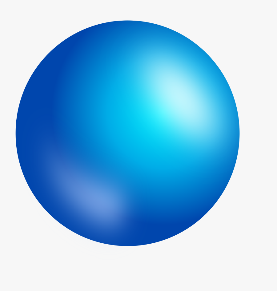 Clip Art Shaded Sphere.