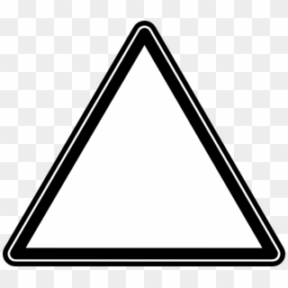 Free White Triangle Png Transparent Images.