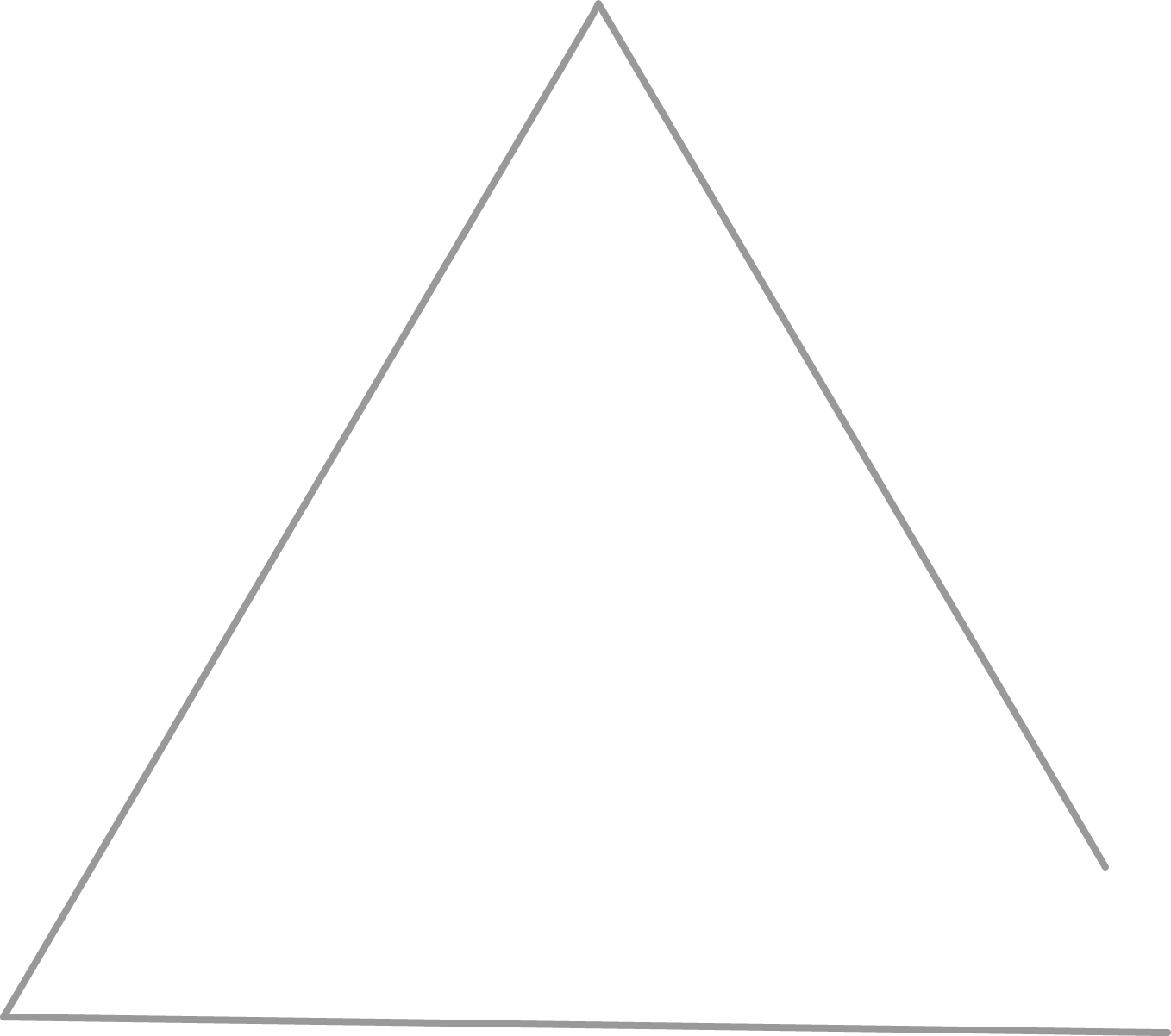 Triangle PNG Transparent Triangle.PNG Images..