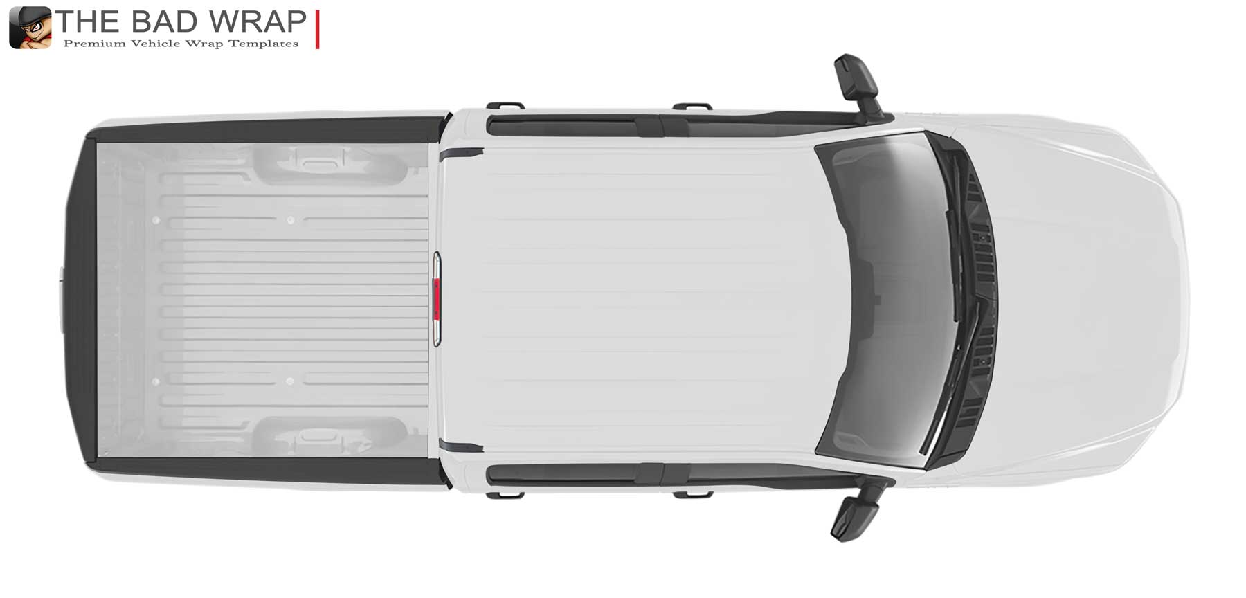 Truck Clipart Top View.