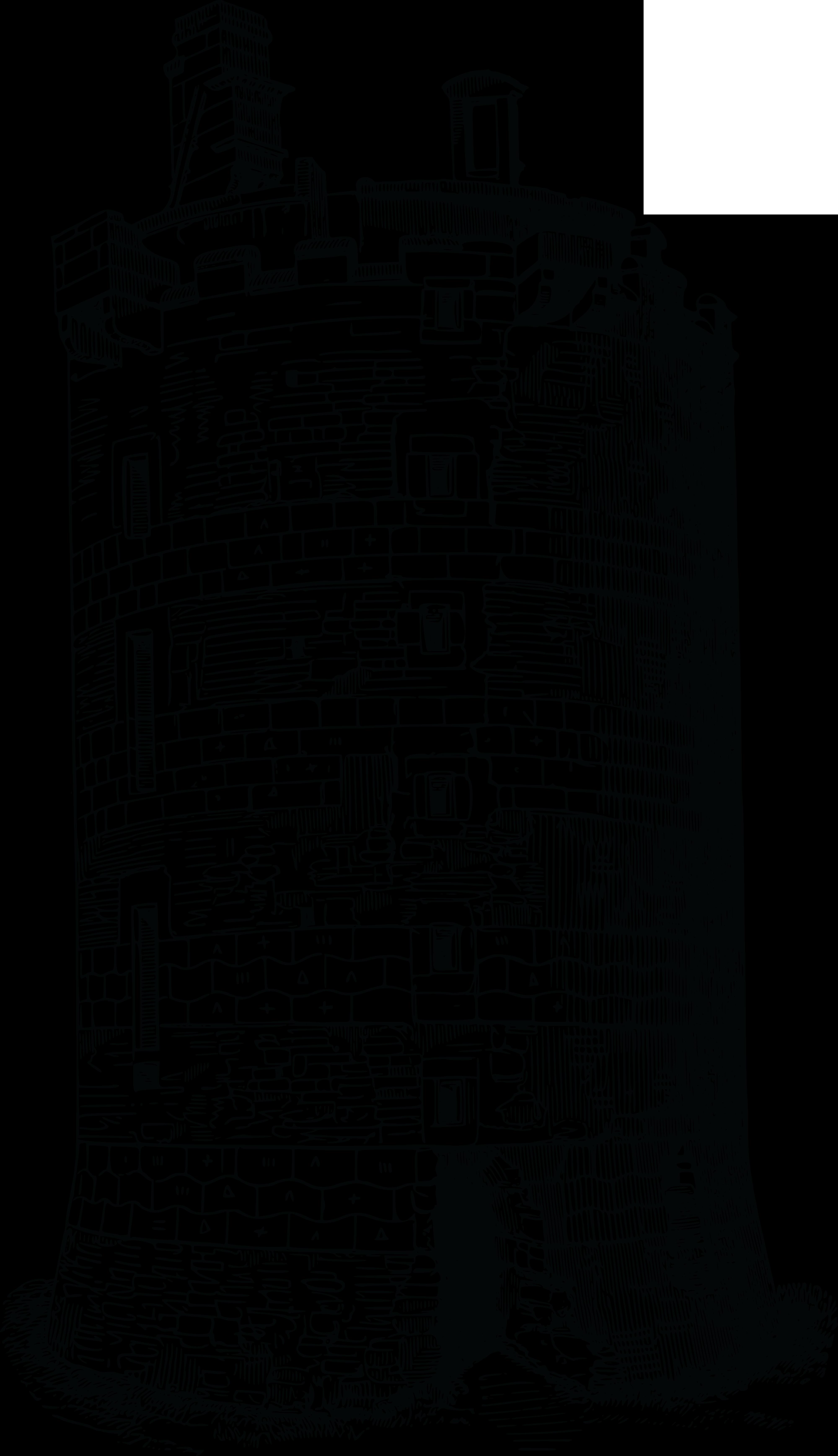 Castle Turret Clipart.