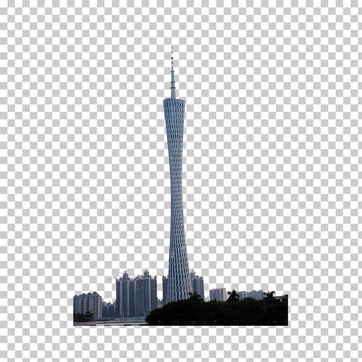Canton Tower Guangzhou TV Tower , Guangzhou Xiaoman Yao TV.