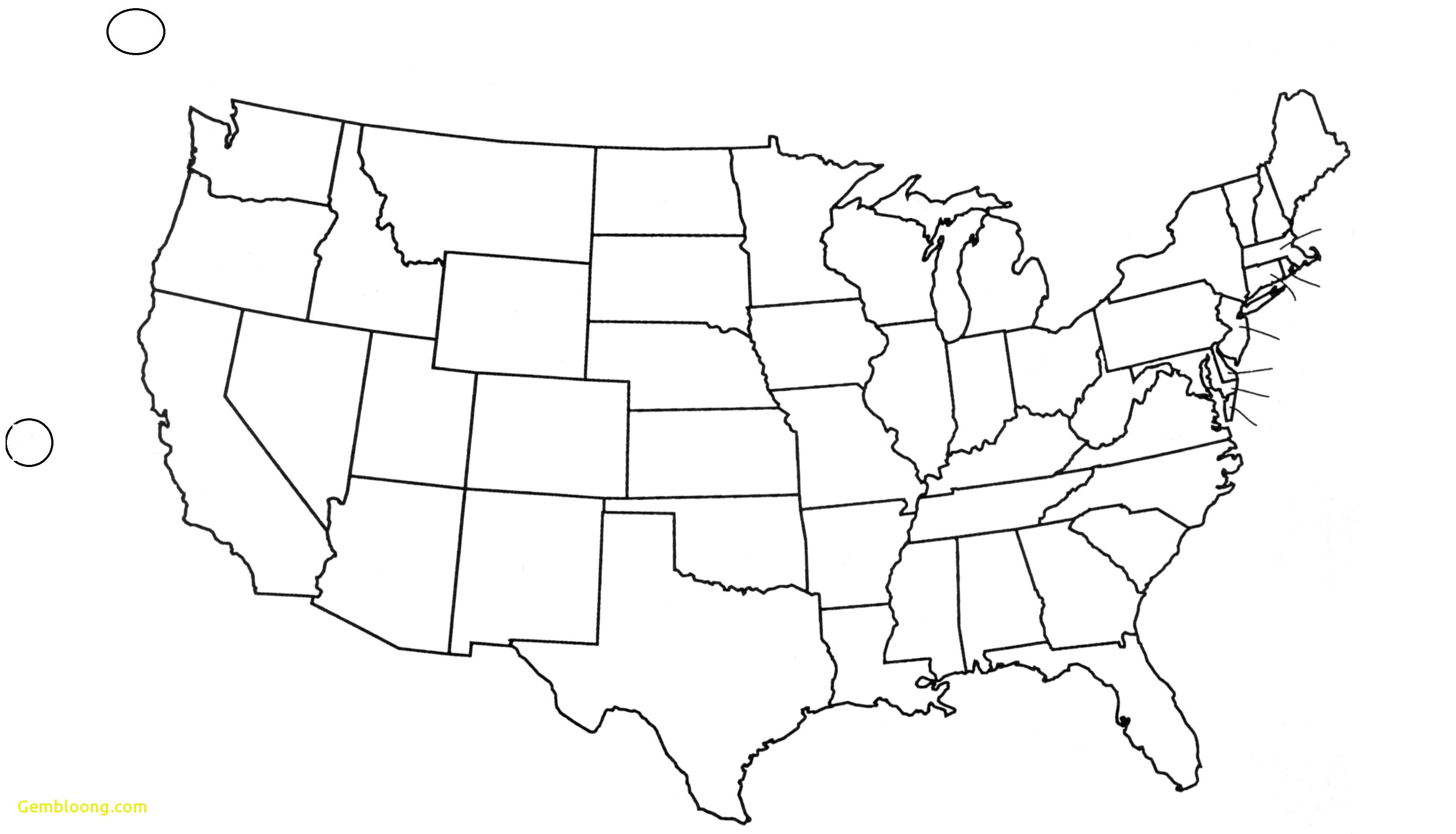 Us Map Outline Png (+).