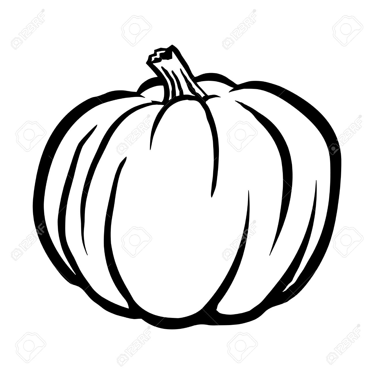 Pumpkin Vector Free Download Clip Art.