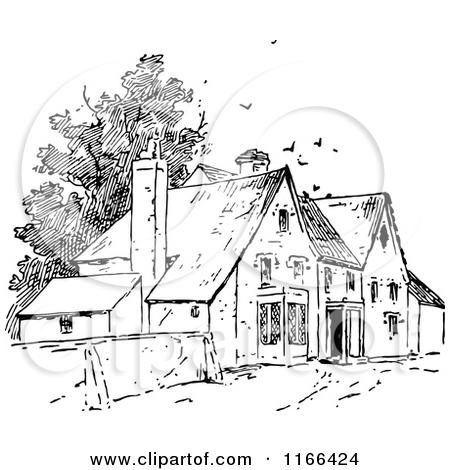 white village clipart clipground
