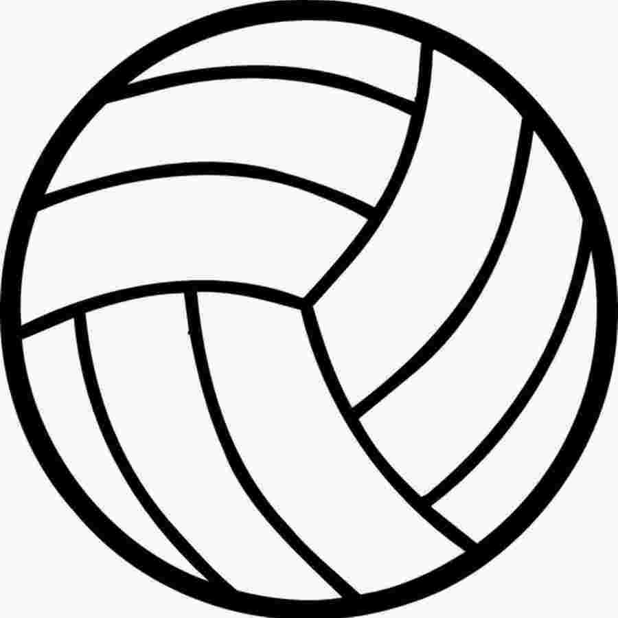 Cliparts Library: Cugoldenbears Volleyball Clipart Best.