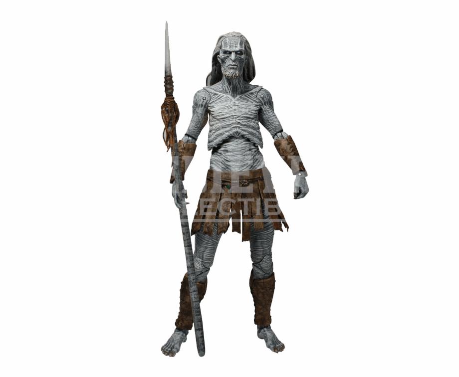 Game Of Thrones White Walker Legacy Figure.