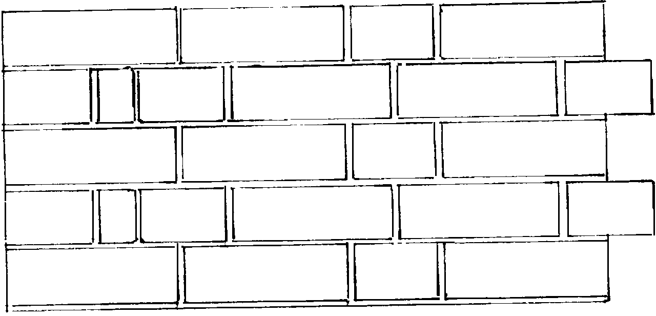 Wall clipart black and white.
