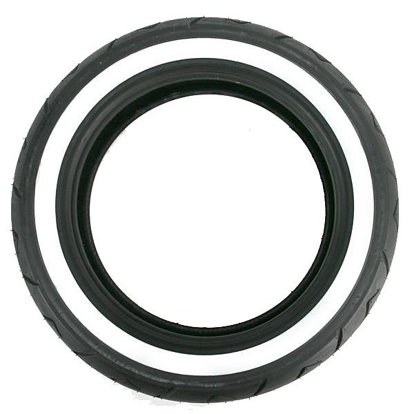 Bridgestone Exedra G702 White Wall Rear Tire.