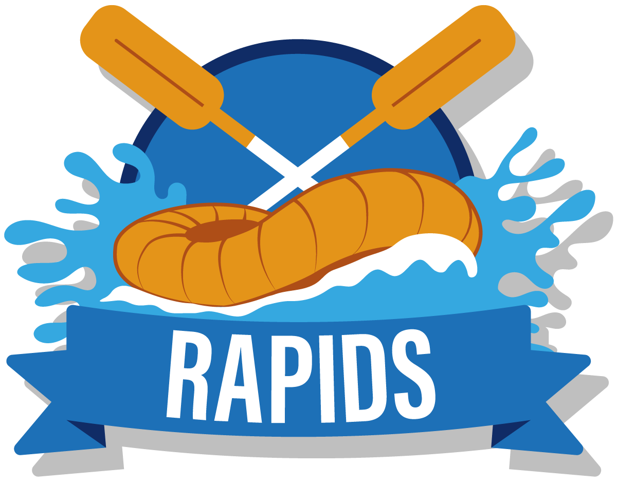 Rafting Clipart.