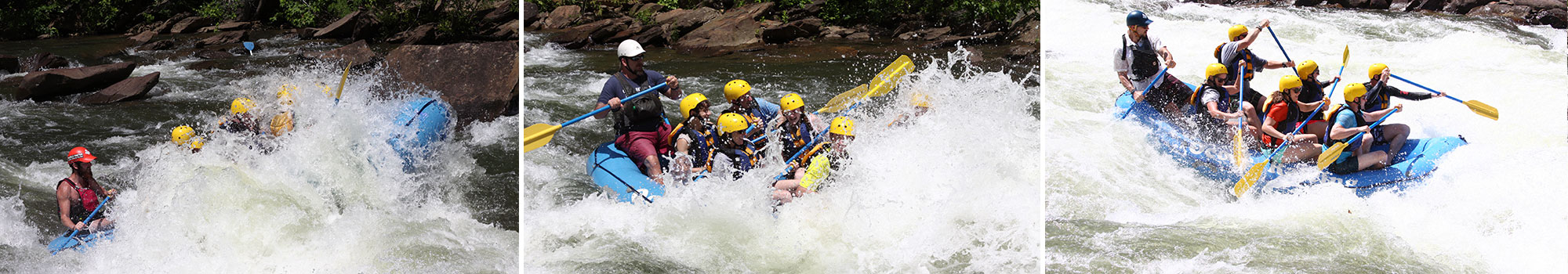 Frequently Asked Questions about Ocoee River Whitewater Rafting.