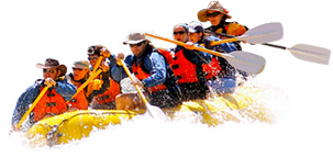 PNG White Water Rafting Transparent White Water Rafting.PNG Images.