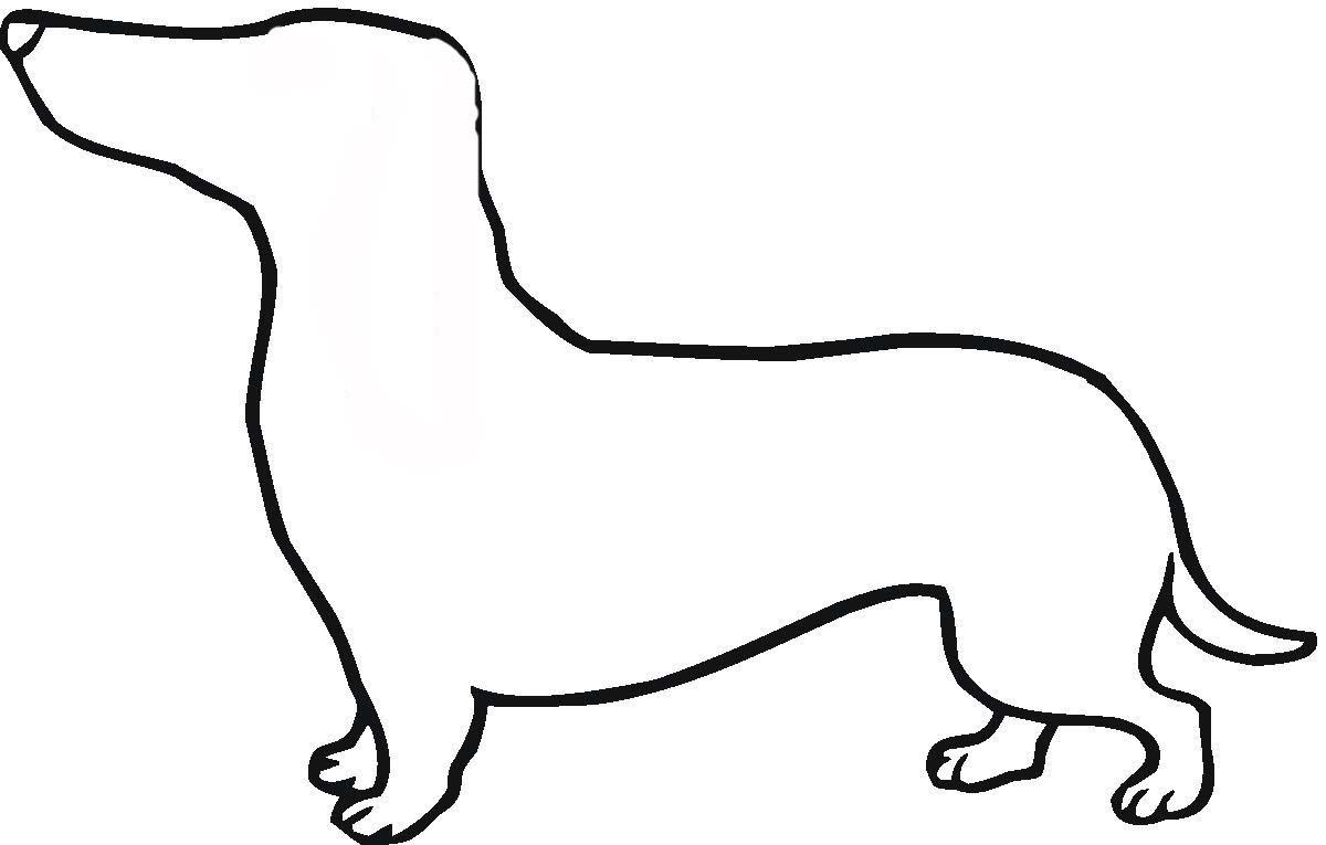 Free Black Dachshund Cliparts, Download Free Clip Art, Free.