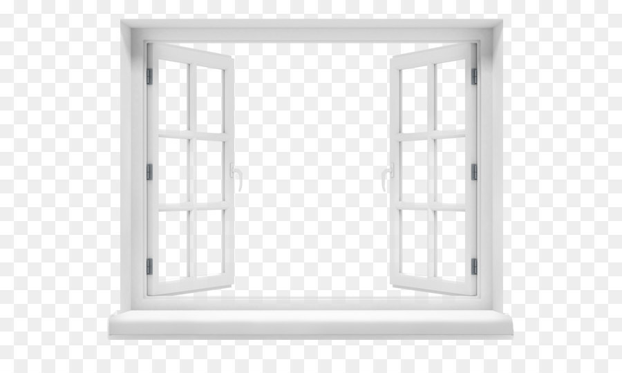 Open Window Png Black And White & Free Open Window Black And White.