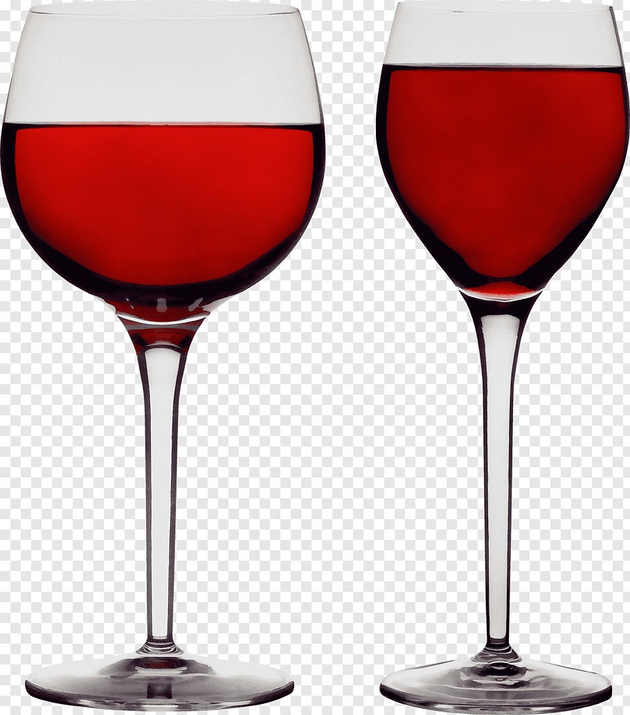 Watercolor Liquid, Paint, Wet Ink, Wine, Wine Glass, Red.
