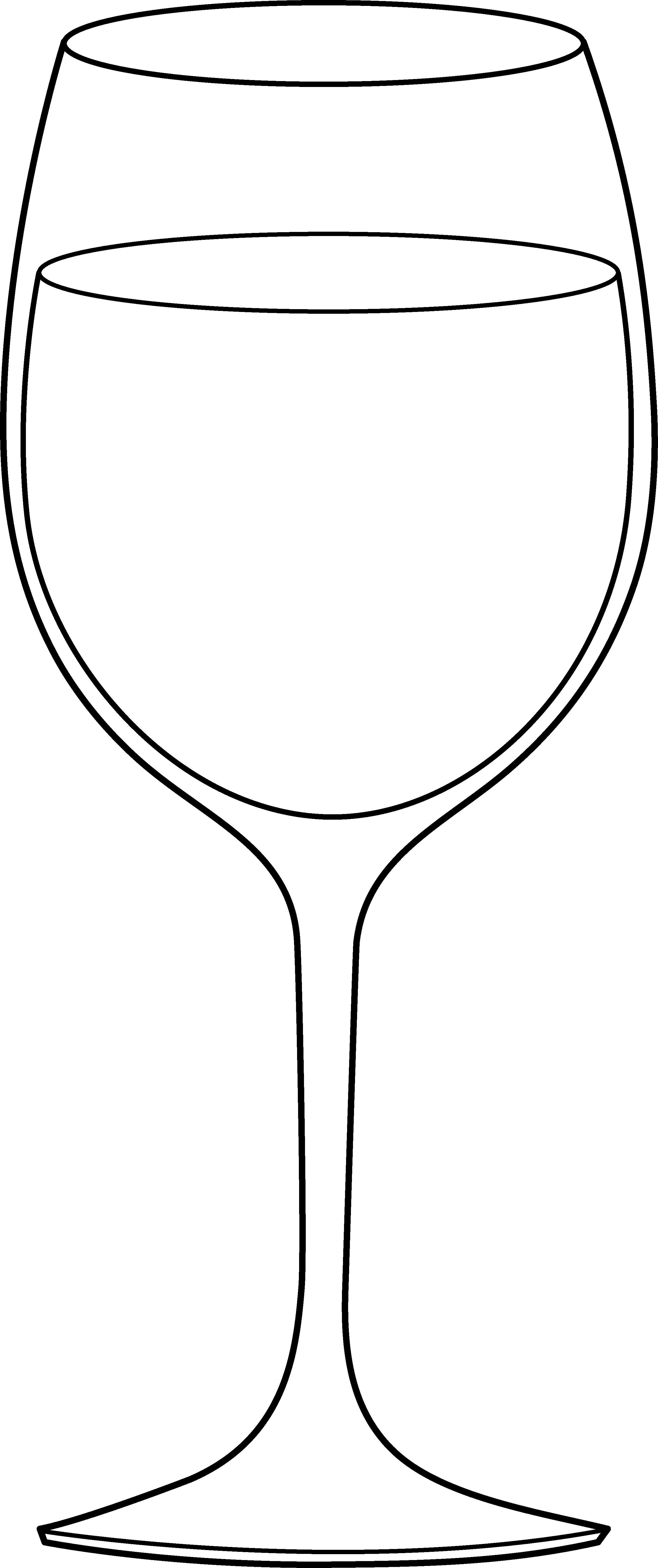 Art and Wine Clip Art.