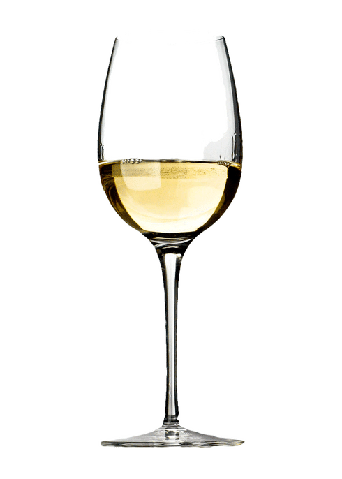 Luigi Bormioli Crescendo Chardonnay White Wine Glass 4 pack.