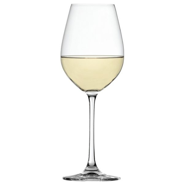 Spiegelau White Wine Glasses.