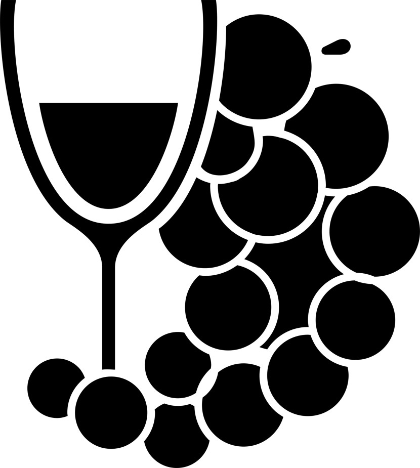 Similiar Black And White Wine Grapes Clip Art Keywords.