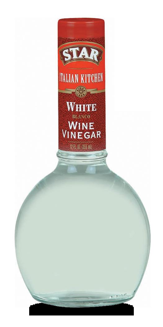 White Wine Vinegar.