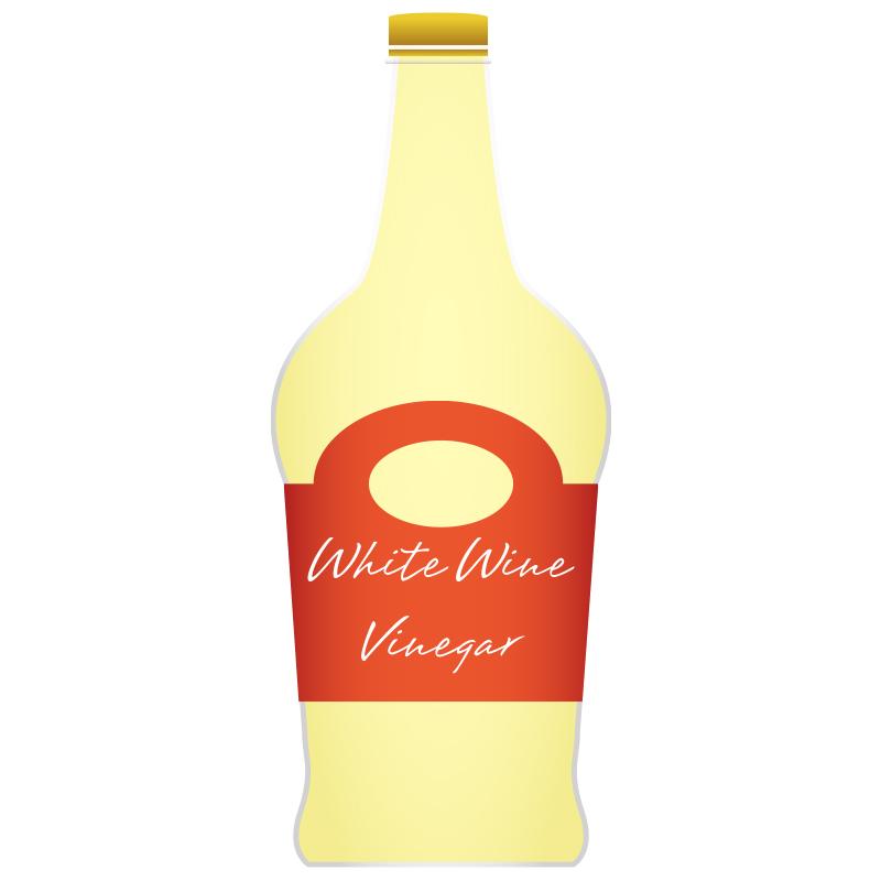 vinegar.