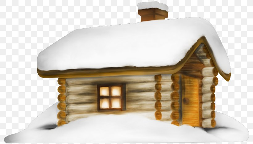 Snow House Clip Art, PNG, 800x468px, Snow, Building, Cottage.