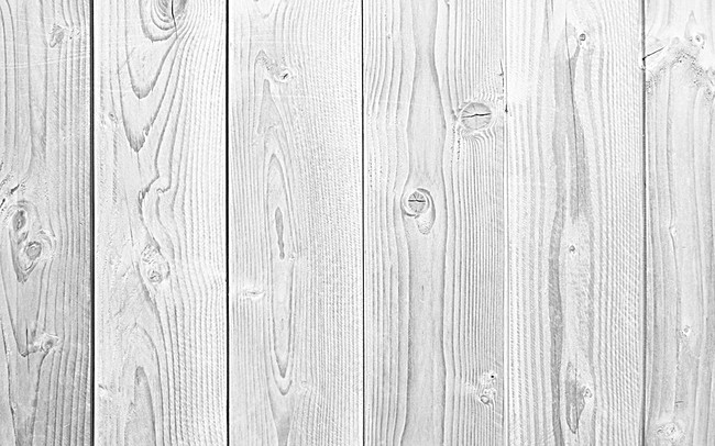 White Wood Texture Background, White, Board, Wooden Background Image.