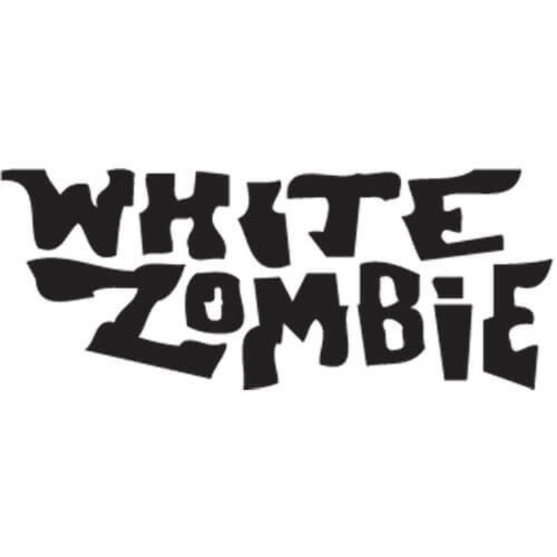 Details about White Zombie Band Logo Die.