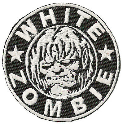 Patch Patch White Zombie Heat.
