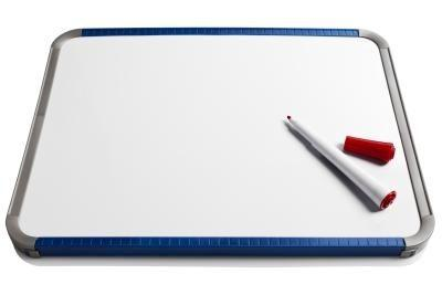 Whiteboard and pen clipart jpg.