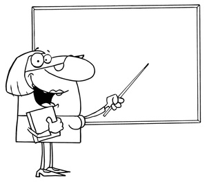 Whiteboard Black And White Clipart.