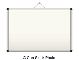Whiteboard clipart black and white 4 » Clipart Station.