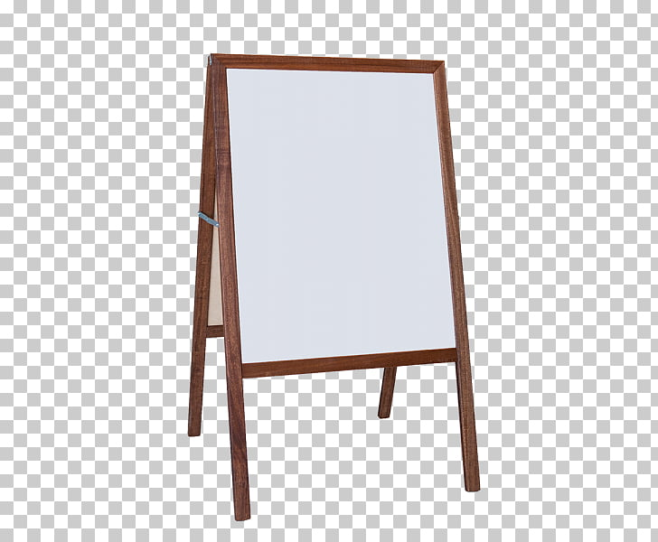 Angle Wood Easel, eraser and hand whiteboard PNG clipart.