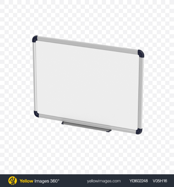 Download Whiteboard Transparent PNG on Yellow Images 360°.