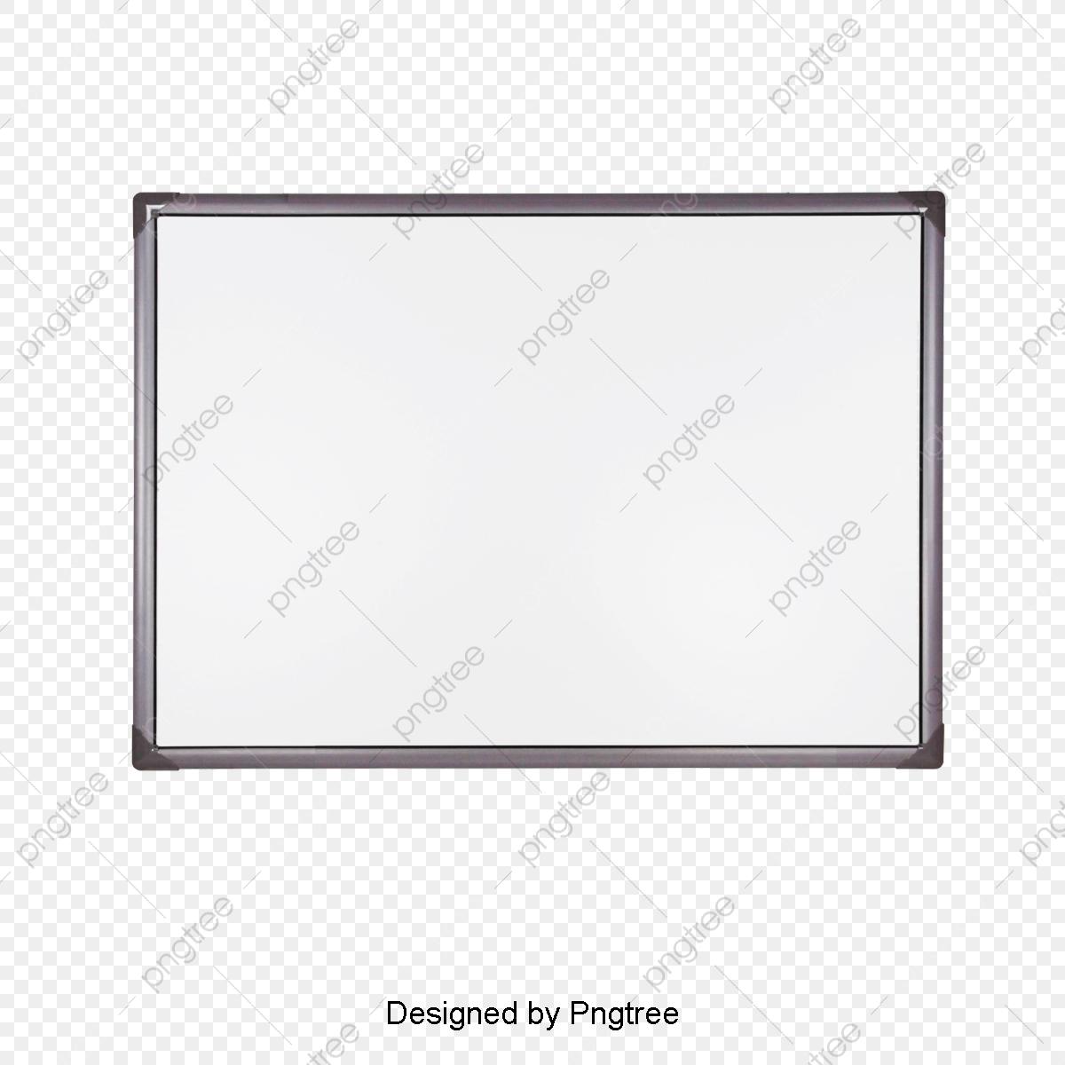 Vector Whiteboard, Whiteboard, Blackboard, Cartoon Whiteboard PNG.