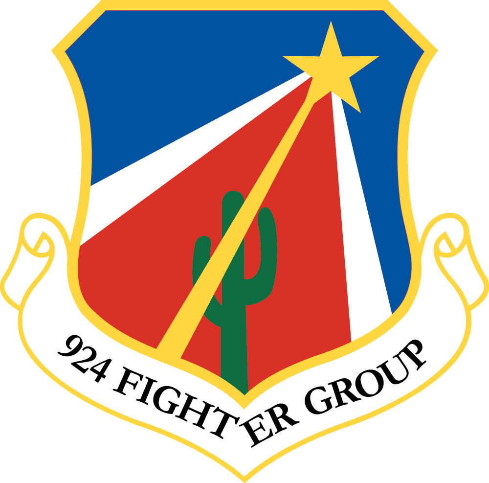 924th Fighter Group reassigned ~ Warthog News.