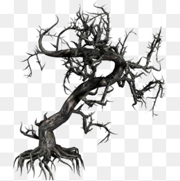 Download Free png Black Dead Tree Png, Vectors, PSD, and.