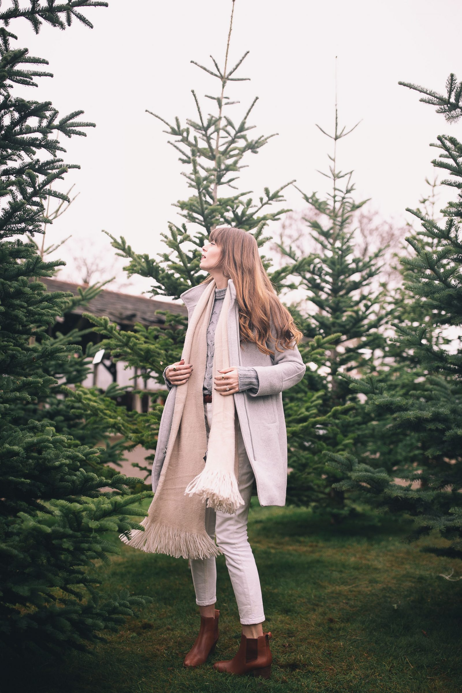 White After Labor Day: Winter Whites and Neutrals.