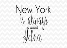 New York Icons & Silhouette Vectors (Free).