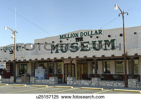 Stock Image of Whites City, New Mexico, NM, u25157125.
