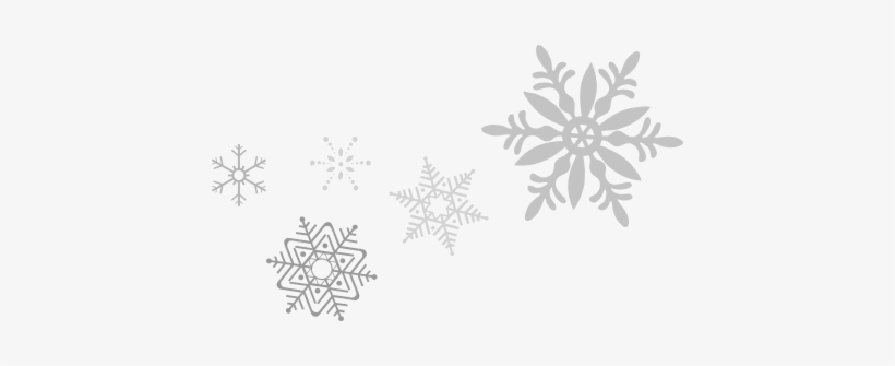 Snowflakes Background Png PNG Images.